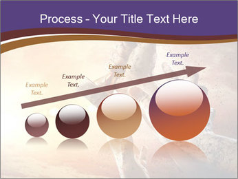 Hands squeeze PowerPoint Template - Slide 87