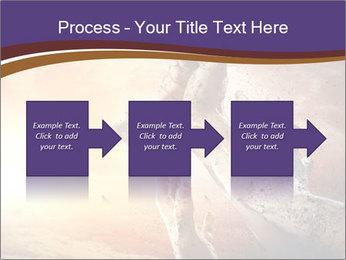 Hands squeeze PowerPoint Template - Slide 88