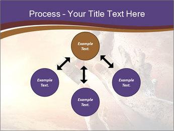 Hands squeeze PowerPoint Template - Slide 91
