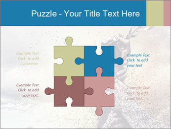 Hands squeeze PowerPoint Templates - Slide 43