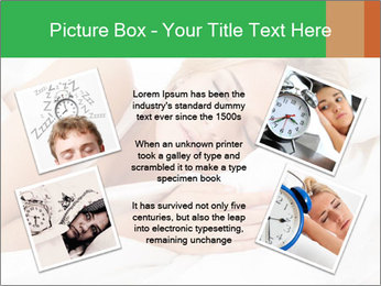 A young pretty woman PowerPoint Templates - Slide 24