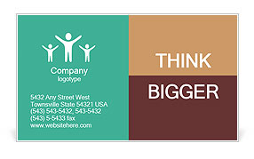 0000094046 Business Card Template