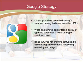 African student PowerPoint Template - Slide 10