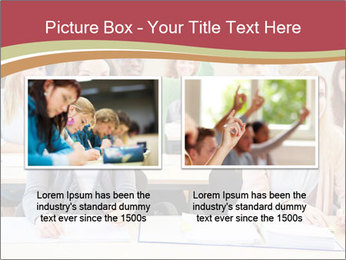 African student PowerPoint Template - Slide 18
