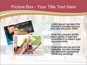 African student PowerPoint Template - Slide 20