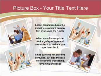 African student PowerPoint Template - Slide 24