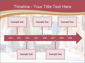 African student PowerPoint Template - Slide 28