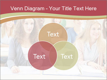 African student PowerPoint Template - Slide 33