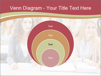 African student PowerPoint Template - Slide 34