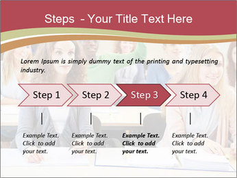African student PowerPoint Template - Slide 4