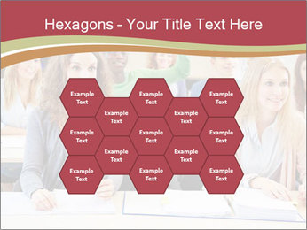 African student PowerPoint Template - Slide 44