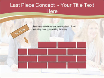 African student PowerPoint Template - Slide 46
