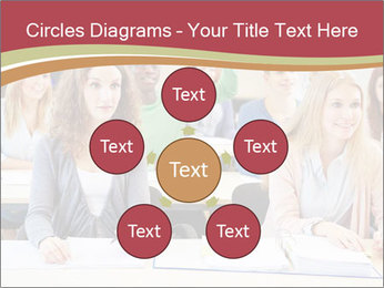 African student PowerPoint Template - Slide 78
