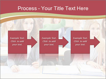 African student PowerPoint Template - Slide 88