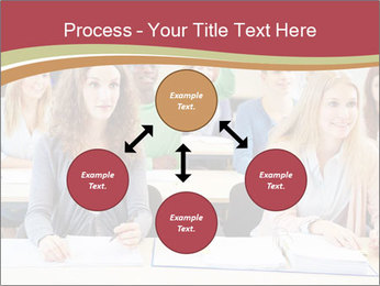 African student PowerPoint Template - Slide 91