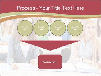 African student PowerPoint Template - Slide 93