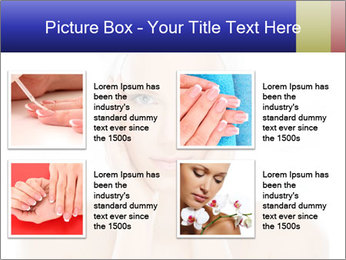 Young beauty PowerPoint Template - Slide 14