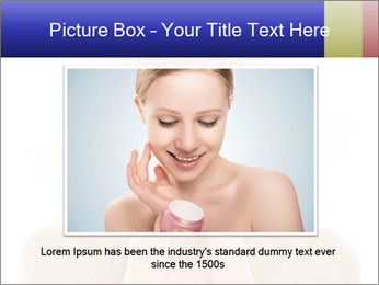 Young beauty PowerPoint Template - Slide 16