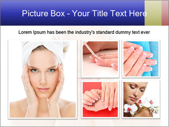 Young beauty PowerPoint Template - Slide 19