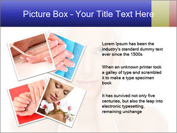 Young beauty PowerPoint Template - Slide 23