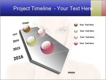 Young beauty PowerPoint Template - Slide 26