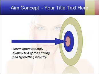 Young beauty PowerPoint Template - Slide 83