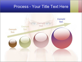 Young beauty PowerPoint Template - Slide 87