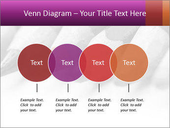 Orange Coloring Crayon PowerPoint Template - Slide 32