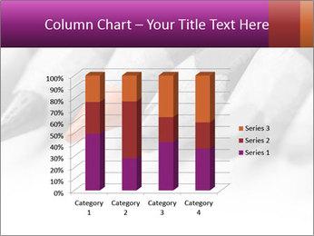 Orange Coloring Crayon PowerPoint Template - Slide 50