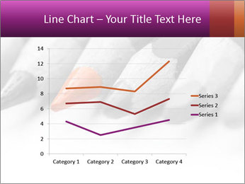 Orange Coloring Crayon PowerPoint Template - Slide 54