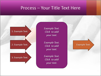 Orange Coloring Crayon PowerPoint Template - Slide 85