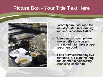 Smorgasbord PowerPoint Template - Slide 13