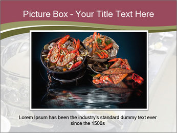 Smorgasbord PowerPoint Template - Slide 15