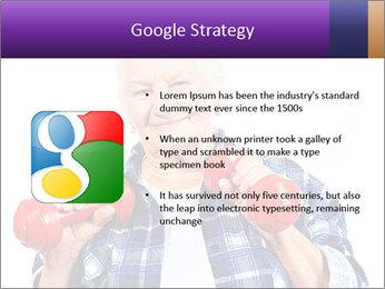 Happy grandma PowerPoint Template - Slide 10