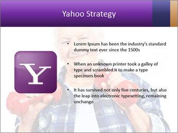 Happy grandma PowerPoint Template - Slide 11