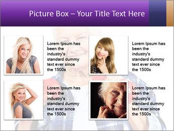 Happy grandma PowerPoint Template - Slide 14