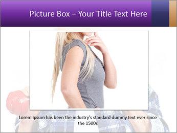 Happy grandma PowerPoint Template - Slide 16