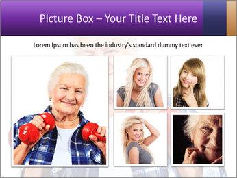 Happy grandma PowerPoint Template - Slide 19