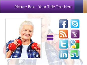 Happy grandma PowerPoint Template - Slide 21