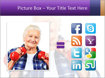 Happy grandma PowerPoint Templates - Slide 21