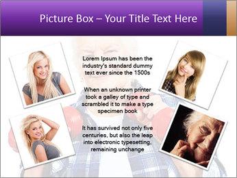 Happy grandma PowerPoint Template - Slide 24