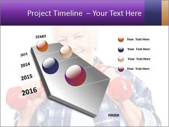 Happy grandma PowerPoint Template - Slide 26