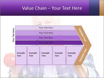 Happy grandma PowerPoint Template - Slide 27