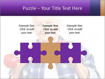 Happy grandma PowerPoint Template - Slide 42