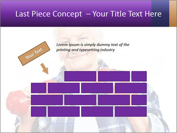 Happy grandma PowerPoint Template - Slide 46