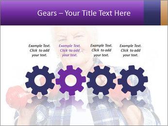 Happy grandma PowerPoint Template - Slide 48