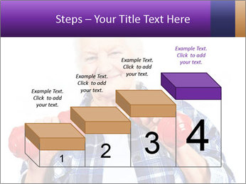 Happy grandma PowerPoint Template - Slide 64