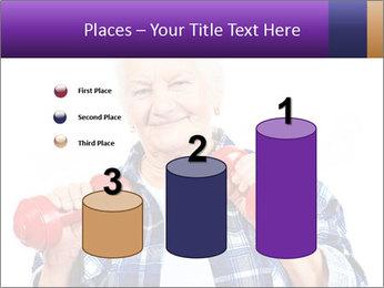 Happy grandma PowerPoint Templates - Slide 65