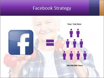 Happy grandma PowerPoint Template - Slide 7