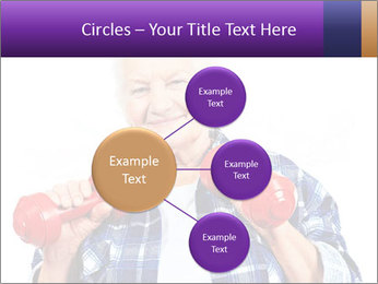Happy grandma PowerPoint Template - Slide 79